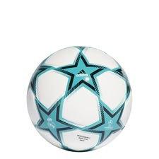 Real Madrid Fotboll Mini Champions League 2021/22 - Vit/Turkos/Svart