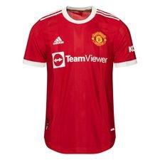 Manchester United Hjemmebanetrøje 2021/22 Aut