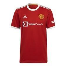 Manchester United Hjemmebanetrøje 2021/22