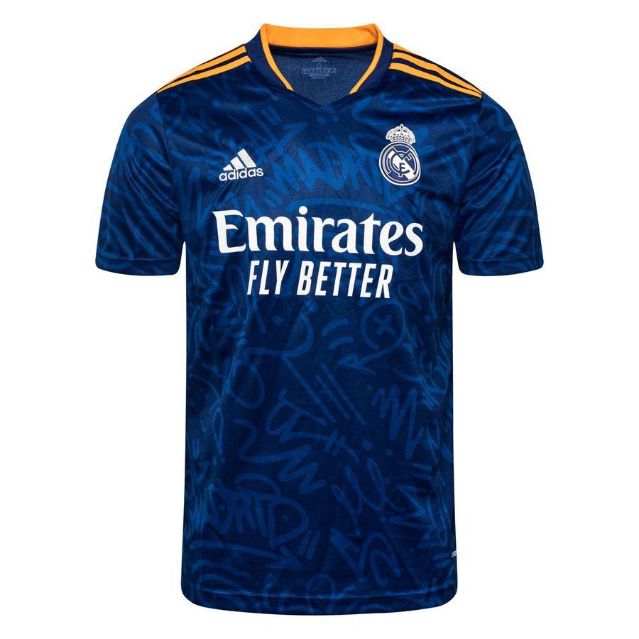 Real Madrid Udebanetrøje 2021/22