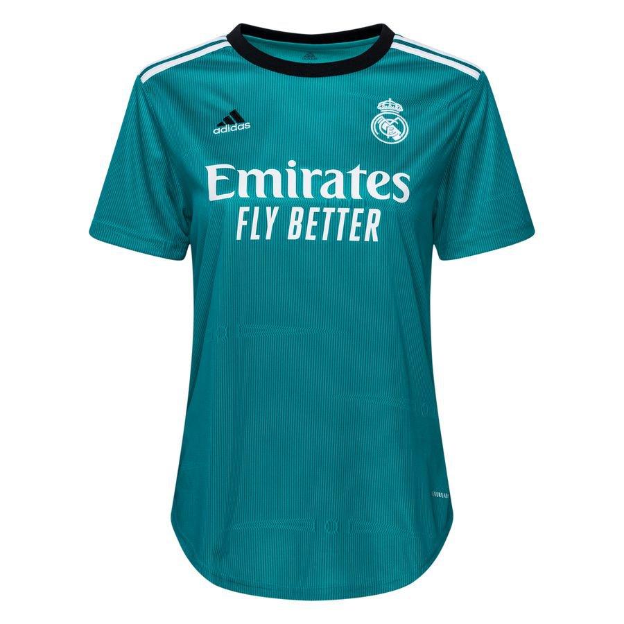 Real Madrid 3. Trøje 2021/22 Kvinde