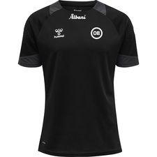 Odense Boldklub Lead Tränings T-Shirt - Svart