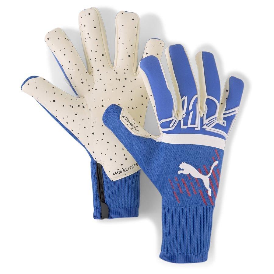 PUMA Keepershandschoenen Future Z Grip 1 Hybrid Faster Football - Blauw/Rood/Wit