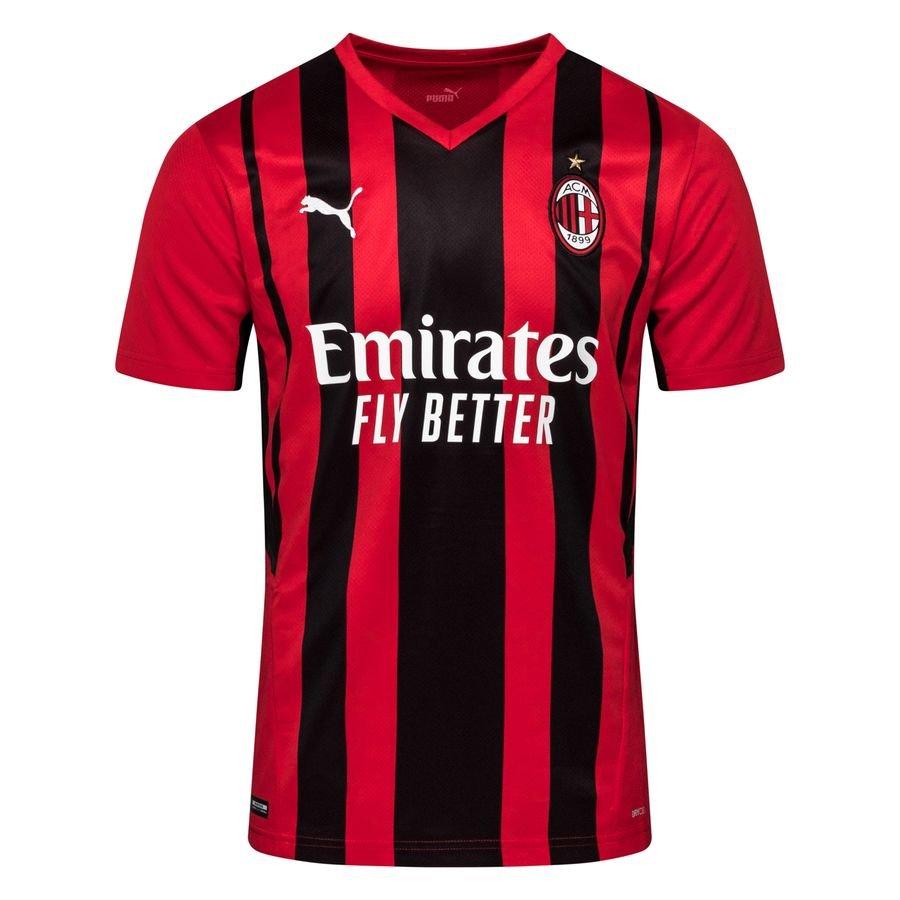 Milan Hjemmebanetrøje 2021/22