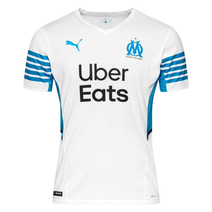 Marseille Hjemmebanetrøje 2021/22 Authentic