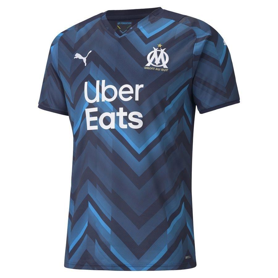 Marseille Udebanetrøje 2021/22 Authentic