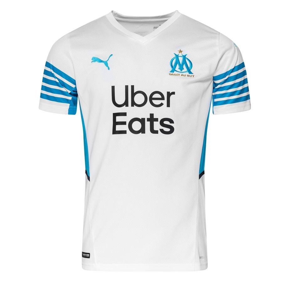 Marseille Hjemmebanetrøje 2021/22