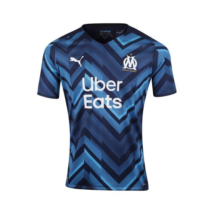 Marseille Udebanetrøje 2021/22 Børn