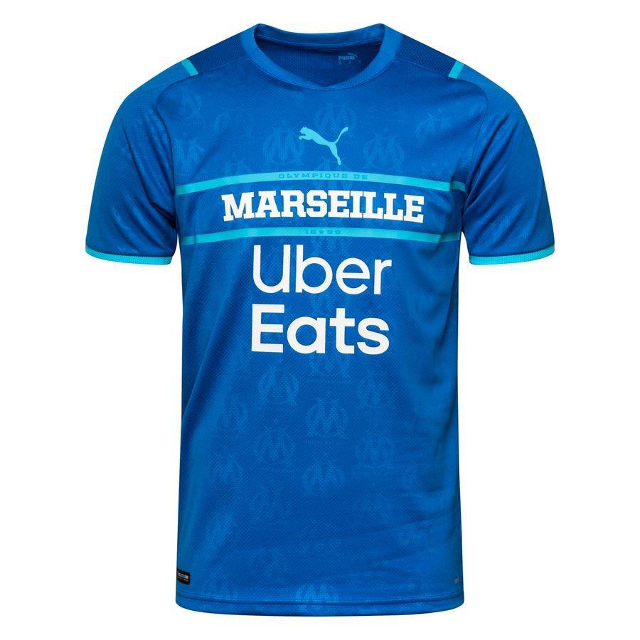 Marseille 3. Trøje 2021/22 Børn