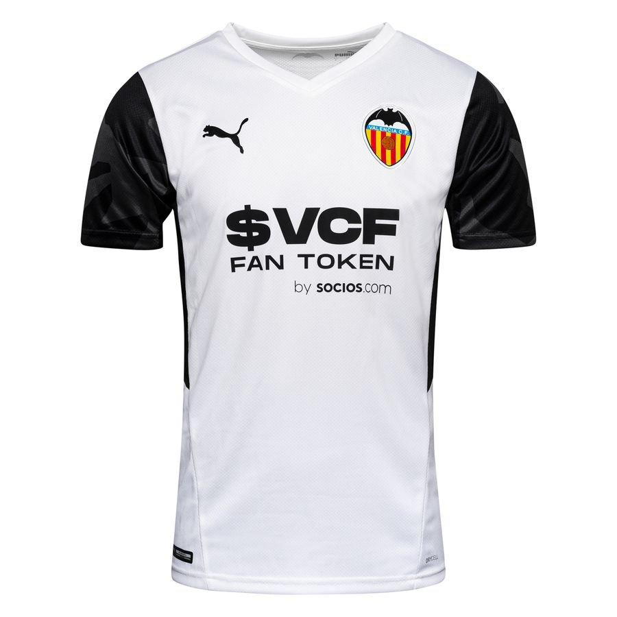 Valencia Hjemmebanetrøje 2021/22