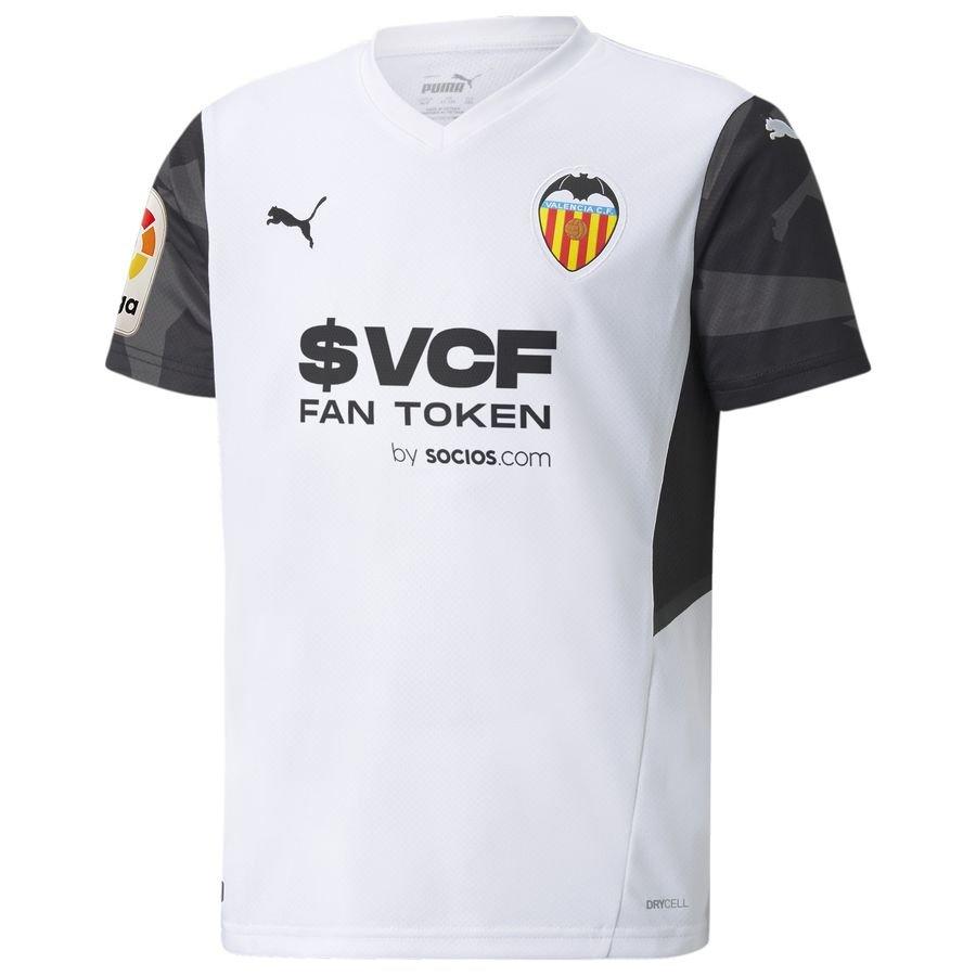 Valencia Hjemmebanetrøje 2021/22 Børn