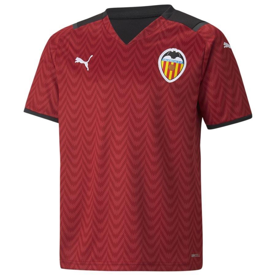 Valencia Udebanetrøje 2021/22 Børn