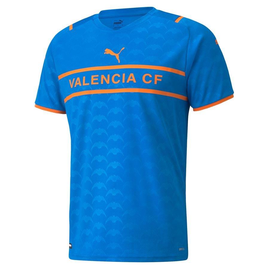 Valencia 3. Trøje 2021/22 Børn
