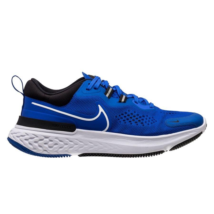 Nike Løbesko React Miler 2 - Blå/Hvid/Sort thumbnail