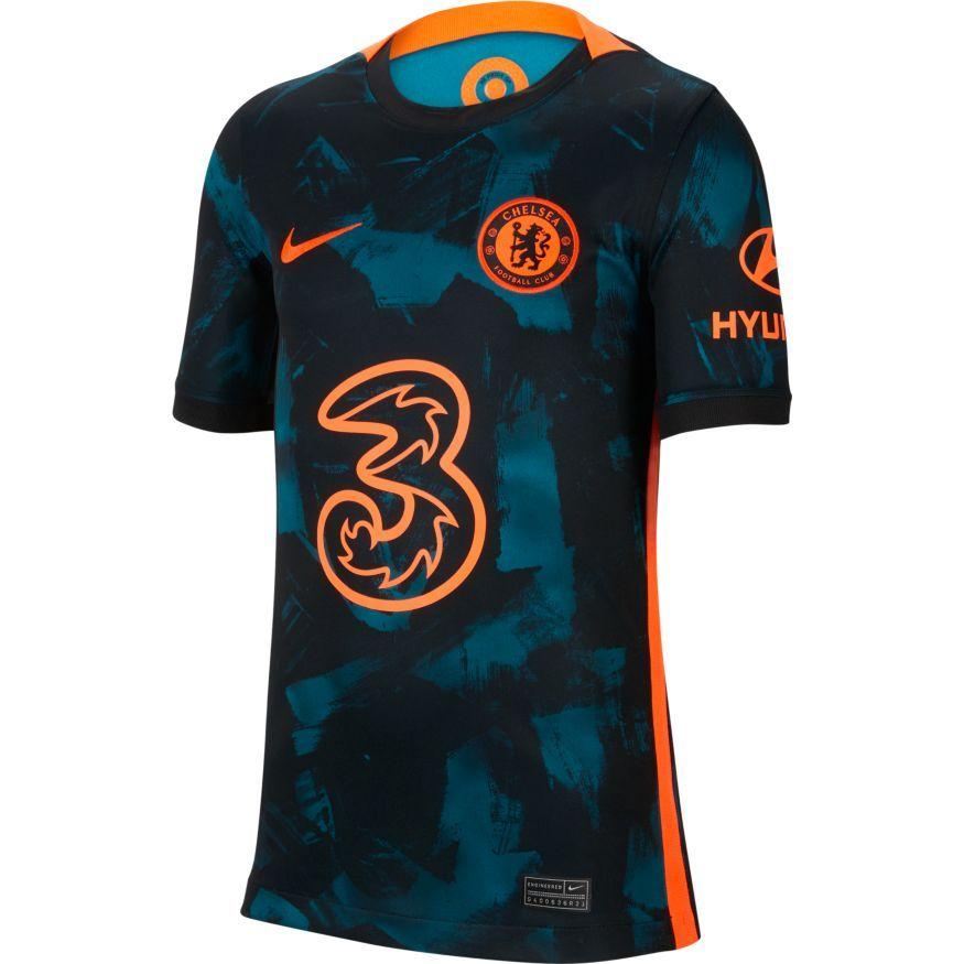 Chelsea 3. Trøje 2021/22 Børn
