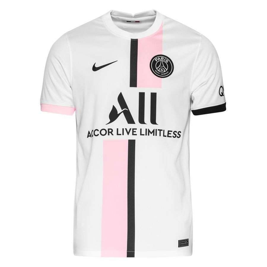 Paris Saint-Germain Udebanetrøje 2021/22 Børn