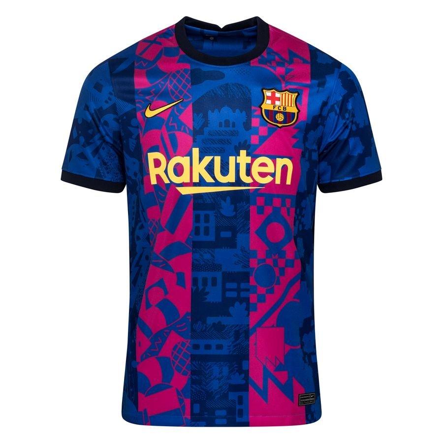 Barcelona 3. Trøje 2021/22 Børn