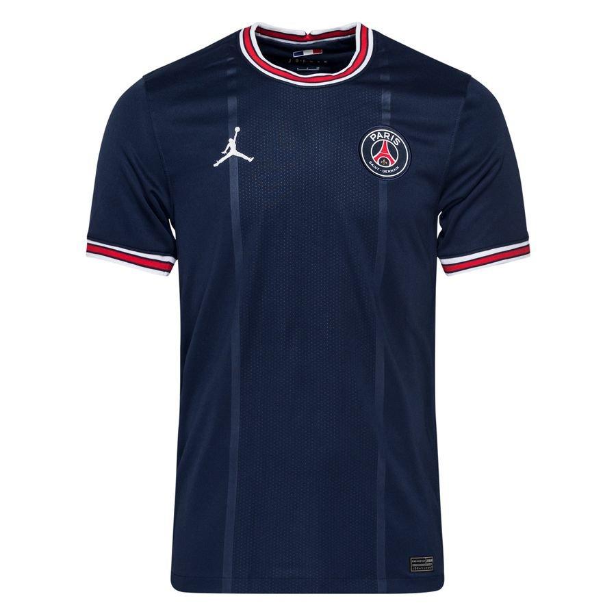 Paris Saint-Germain Hjemmebanetrøje Jordan x PSG 2021/22