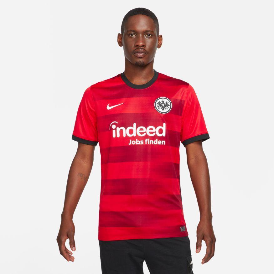 Eintracht Frankfurt Udebanetrøje 2021/22
