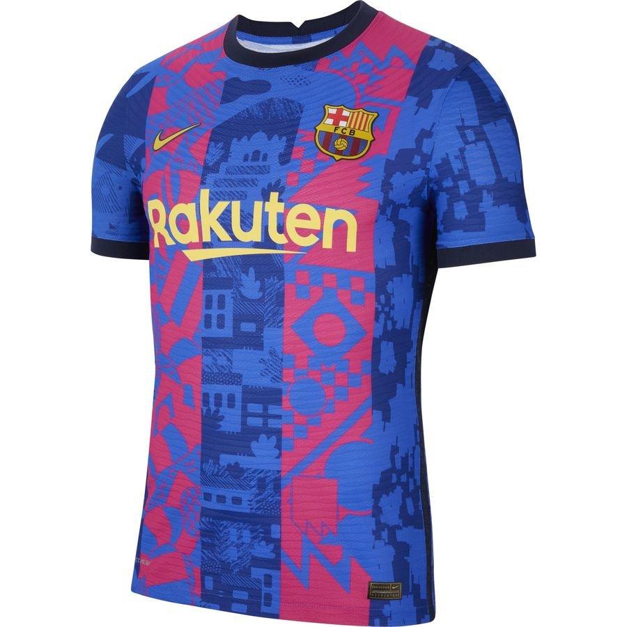 Barcelona 3. Trøje 2021/22 Vapor
