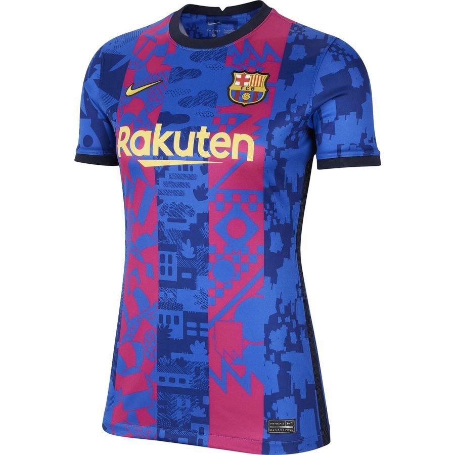 Barcelona 3. Trøje 2021/22 Kvinde