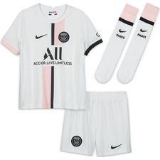 Paris Saint-Germain Udebanetrøje 2021/22 Mini