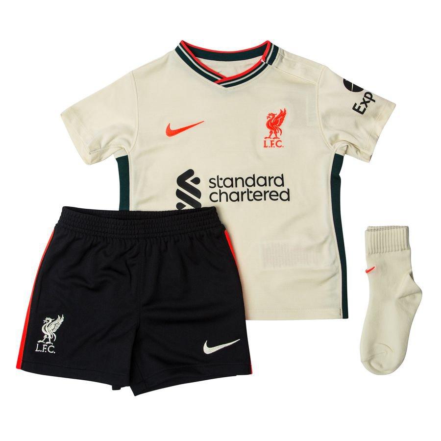 Liverpool Udebanetrøje 2021/22 Baby-Kit Børn