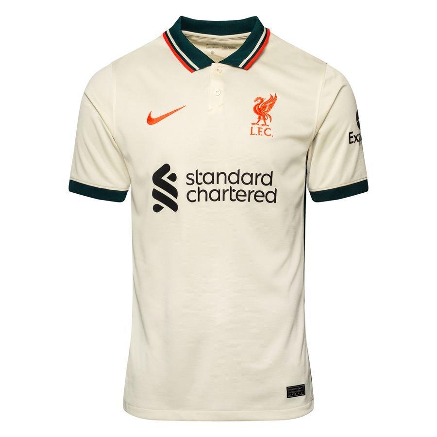 Liverpool Udebanetrøje 2021/22