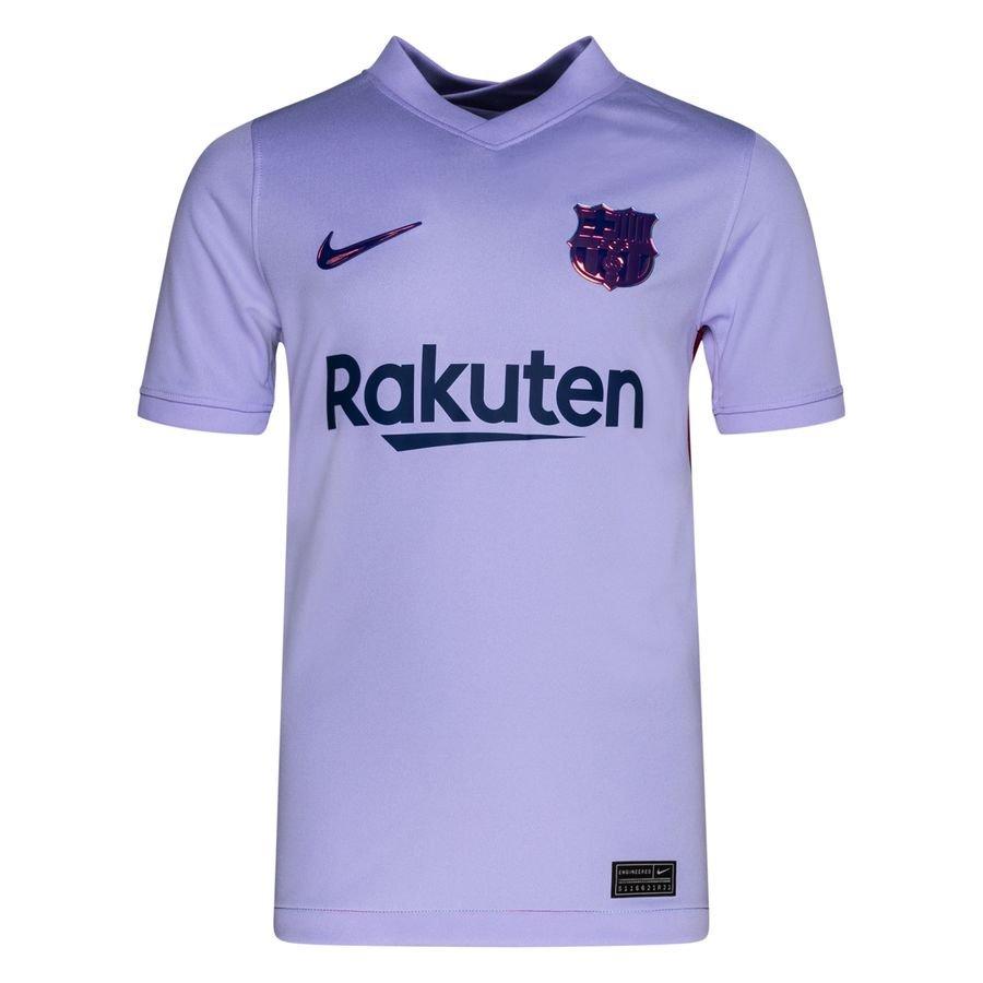 Barcelona Udebanetrøje 2021/22 Børn