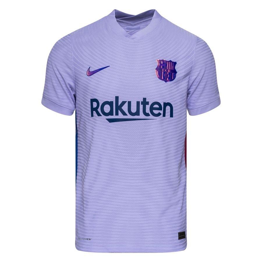 Barcelona Udebanetrøje 2021/22 Vapor