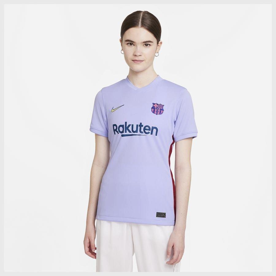 Barcelona Udebanetrøje 2021/22 Kvinde