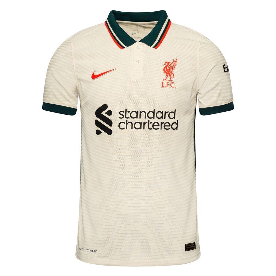 Liverpool Udebanetrøje 2021/22 Vapor