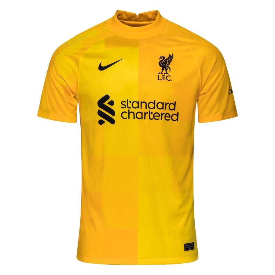 Liverpool Målmandstrøje 2021/22