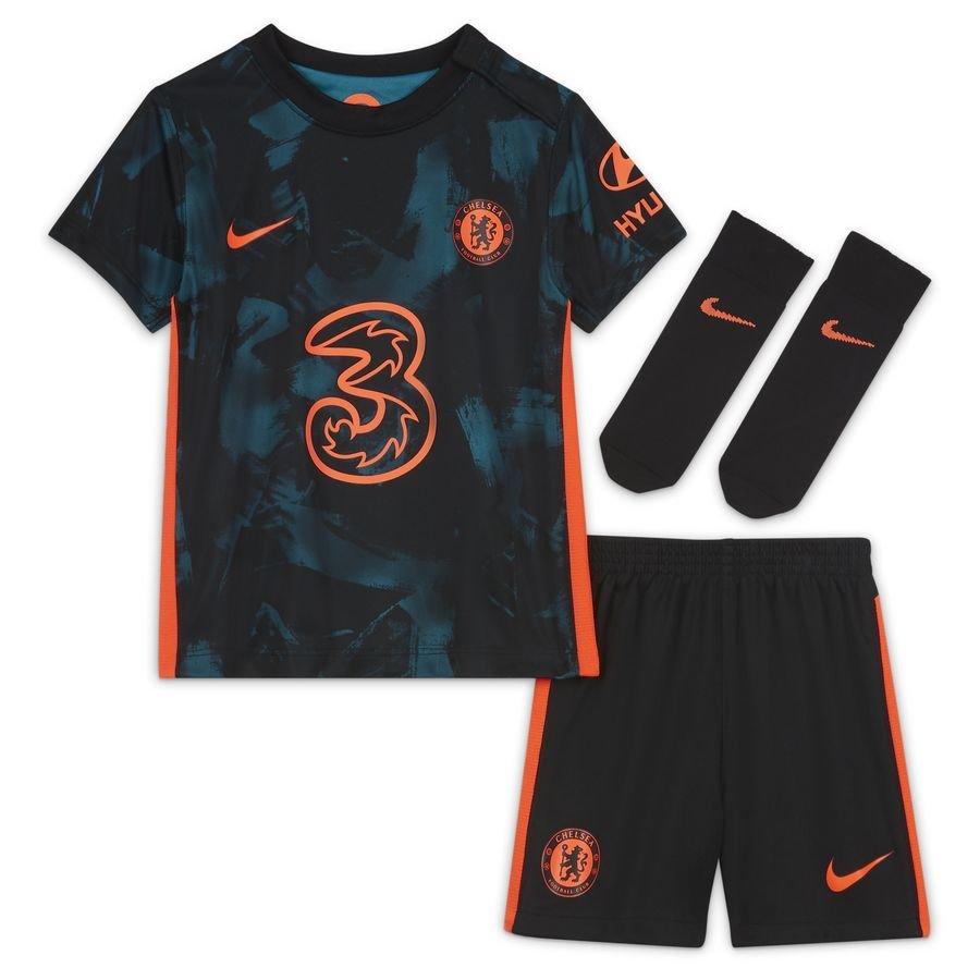 Chelsea 3. Trøje 2021/22 Baby-Kit Børn
