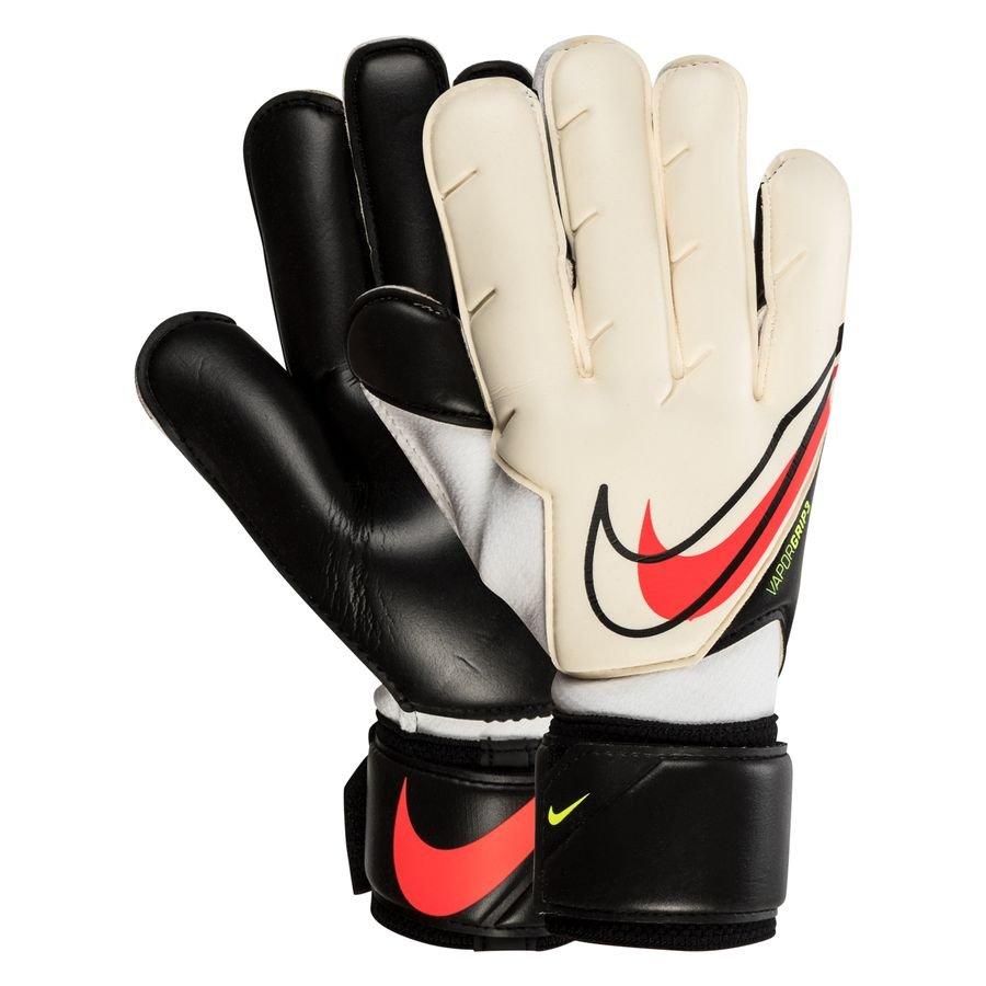 Nike Keepershandschoenen Vapor Grip 3 Motivation - Wit/Zwart/Rood