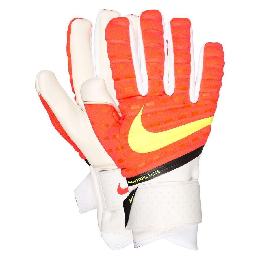 Nike Keepershandschoenen Phantom Elite Motivation - Rood/Wit/Neon