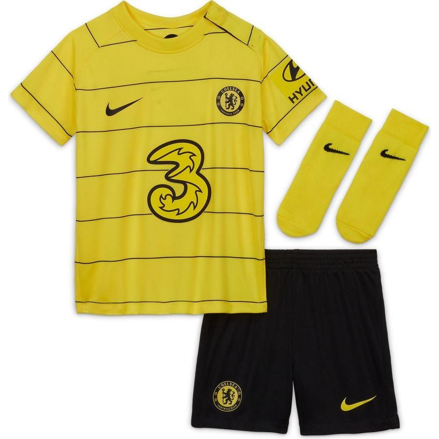 Chelsea Udebanetrøje 2021/22 Baby-Kit Børn