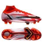 Nike Mercurial Superfly 8 Elite FG CR7 Spark Positivity - Rouge/Noir/Blanc/Orange