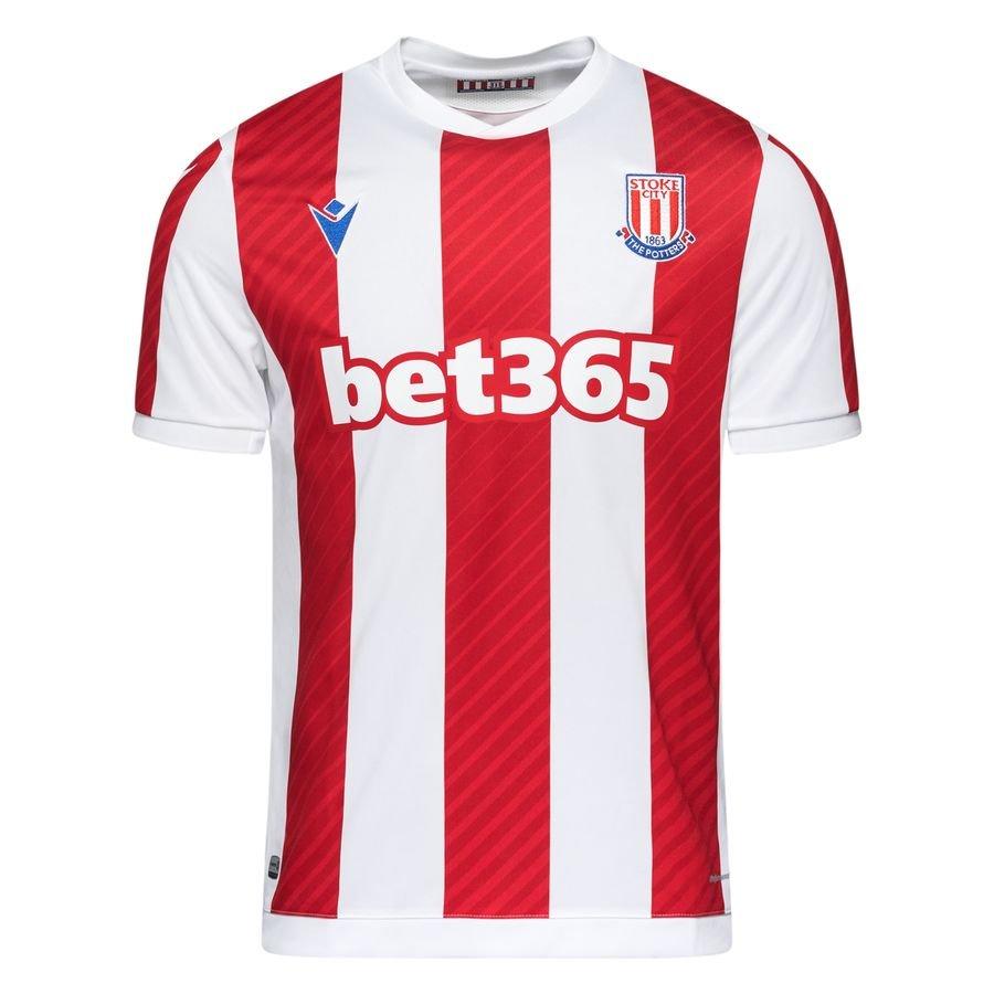 Stoke City Hjemmebanetrøje 2021/22