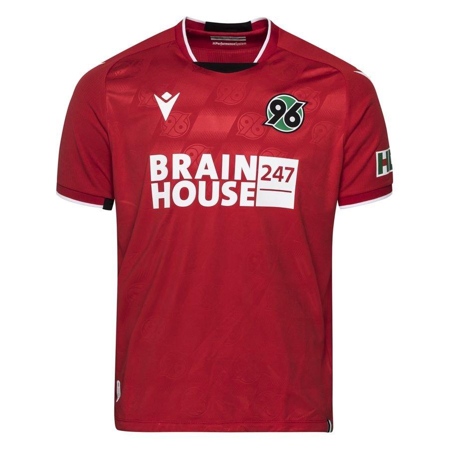 Hannover 96 Hjemmebanetrøje 2021/22