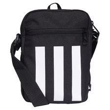 Essentials 3-Stripes Shoulder Bag Svart