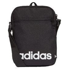 Essentials Logo Shoulder Bag Svart