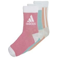Ankle Socks 3 Pairs Grön
