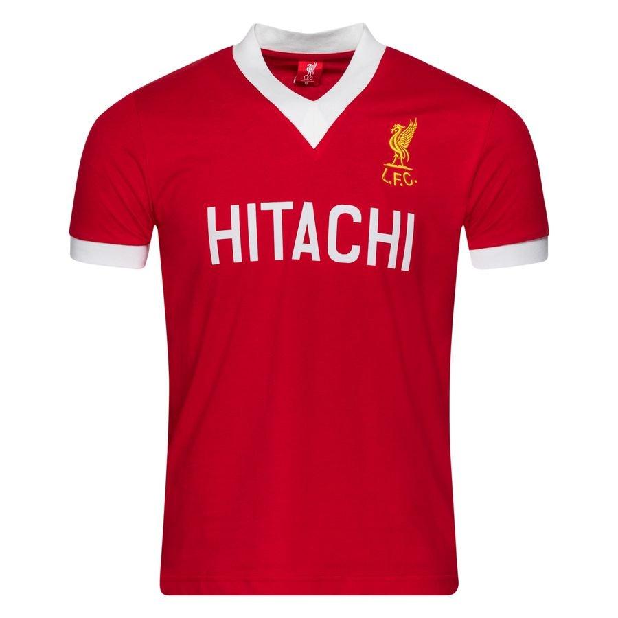 Liverpool Hjemmebanetrøje 1978