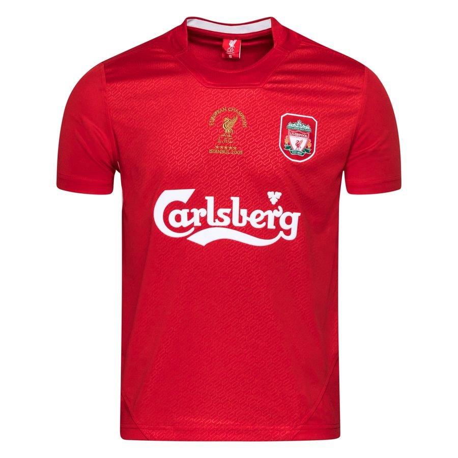 Liverpool Hjemmebanetrøje 2005 Istanbul