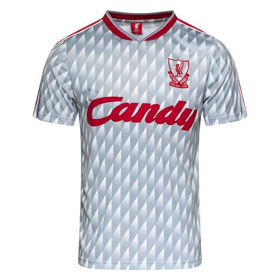 Liverpool Udebanetrøje 1989/90