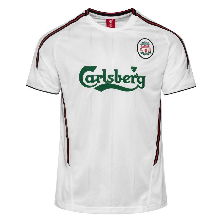Liverpool Udebanetrøje 2003/04