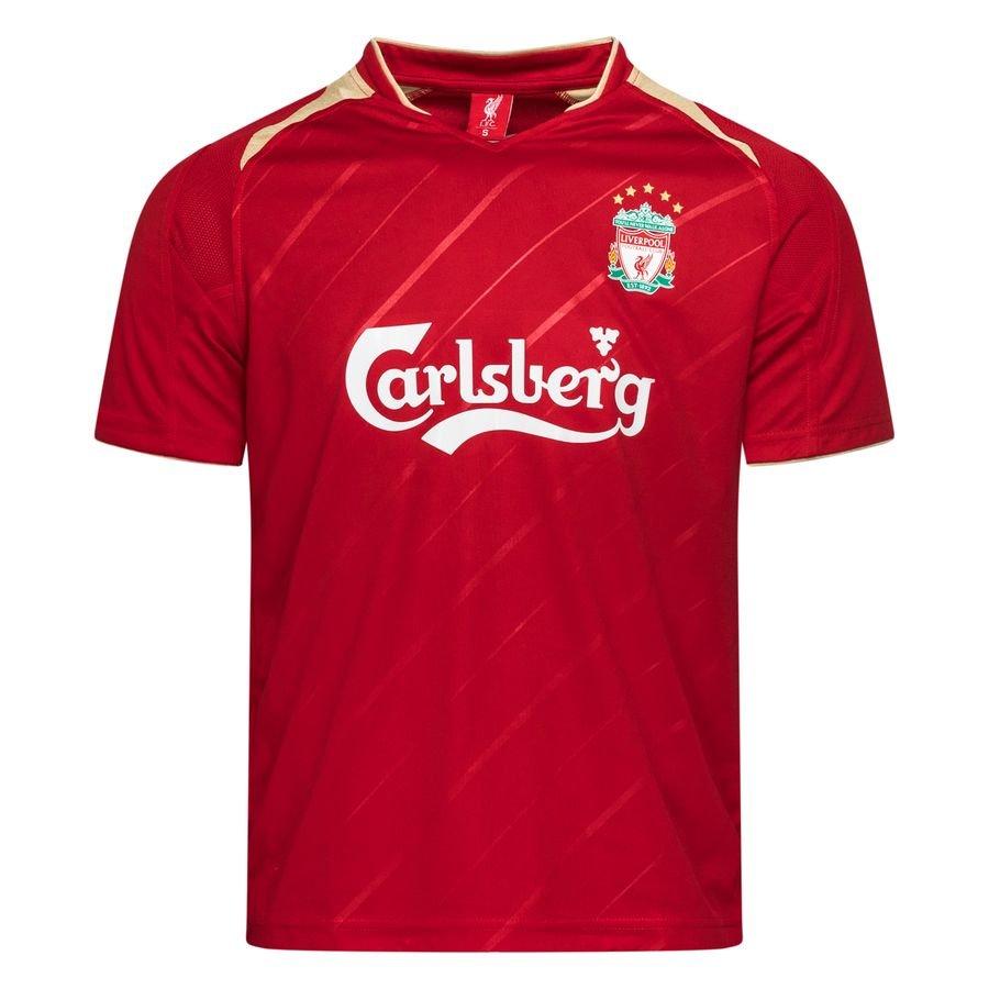 Liverpool Hjemmebanetrøje 2005/06