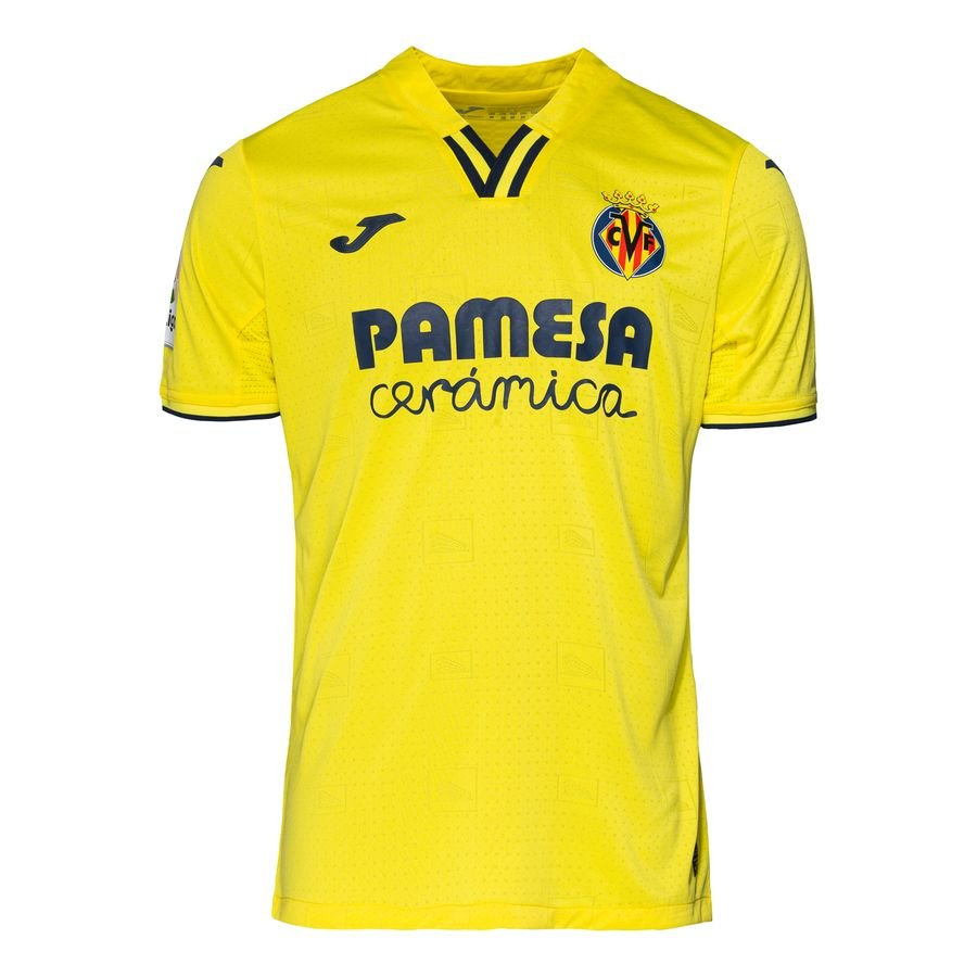 Villarreal Hjemmebanetrøje 2021/22