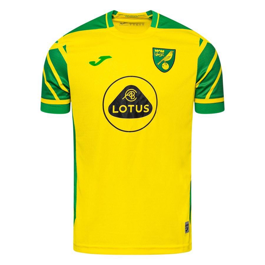Fodboldtrøje Norwich